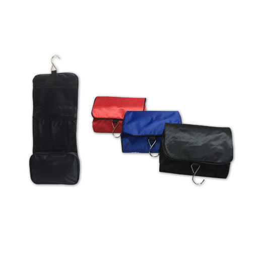 3-Fold Toiletries Pouch