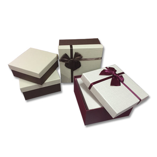 Big Gift Box with Ribbon