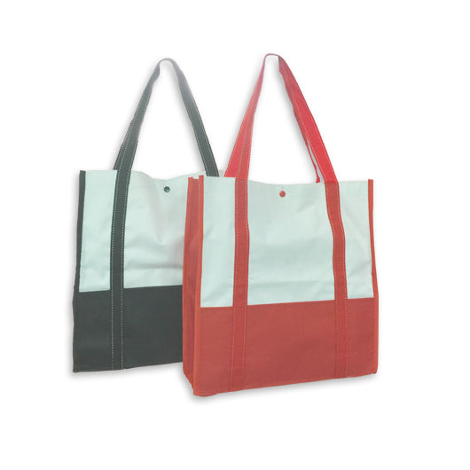 600D 2-tone Carrier Bag