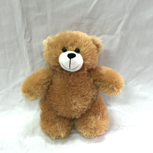 24cm Brown Standing Bear (Small)
