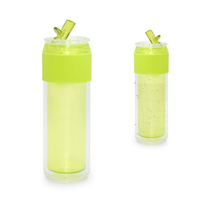 Sanjob Double Wall Bottle (Green)