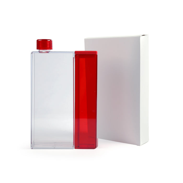 Double Decker Notebook Bottle