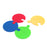 Puzzle Coaster Set (Blue, Green, Red, Yellow)