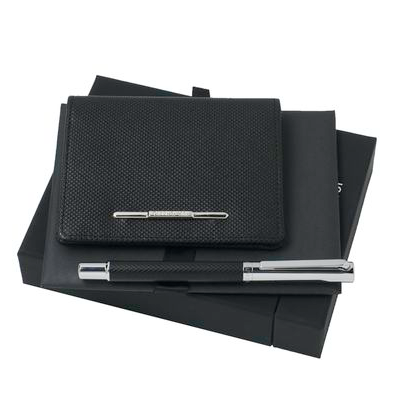Real Card Holder (Black)
