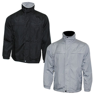 HD Microfiber Reversible Jacket
