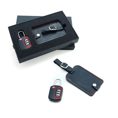 Travel Security Gift Set (Black)