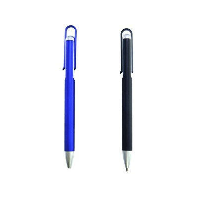 Plastic Ball Pen with 0.7mm refill