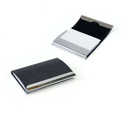Tangerine Name Card Case (Black)