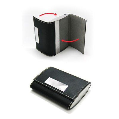 Newplus Name Card Case (Black)
