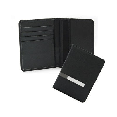 Warmtex Passport Holder (Black)