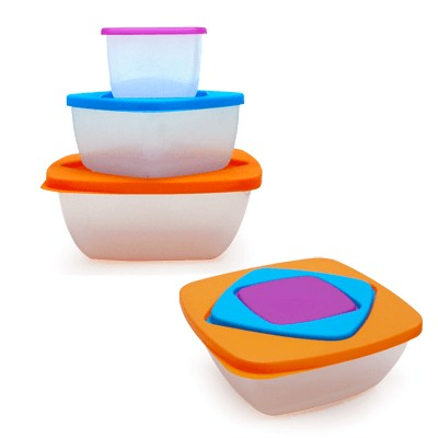 Kinfan 3 in 1 lunch box