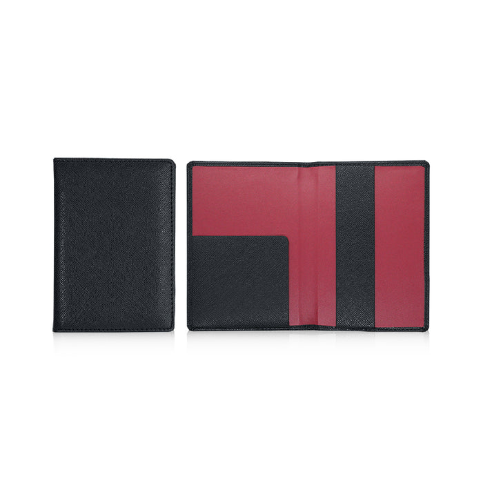 Havana Passport Holder (Black)
