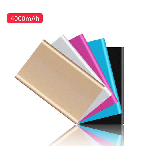 4000mAh (2.1A Output) Ultra Slim *9mm*