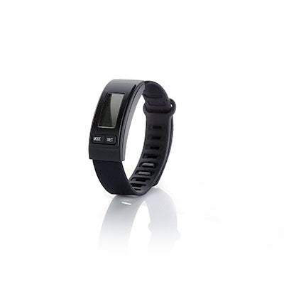 Pedometer Watch (Black)