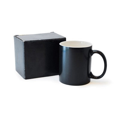 Konron Color Changing Mug (Black)