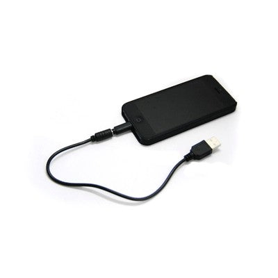 Iphone 5/6 Adaptor (Black)