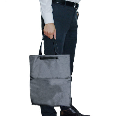 Haytax 2 Way Cross Bag (Dark Grey)