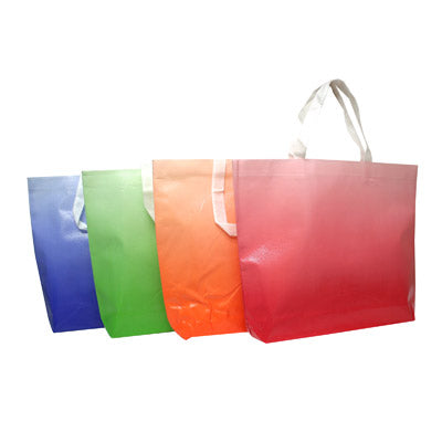 Laminated Shopper Bag