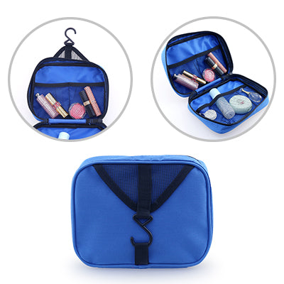 Gexist Toiletries Pouch ( Blue)
