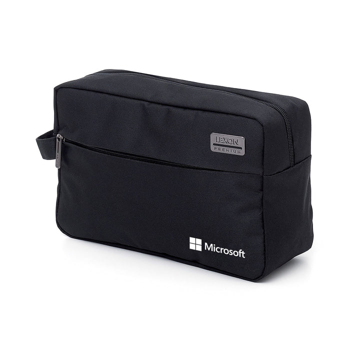Premium Toiletry Bag (Black)