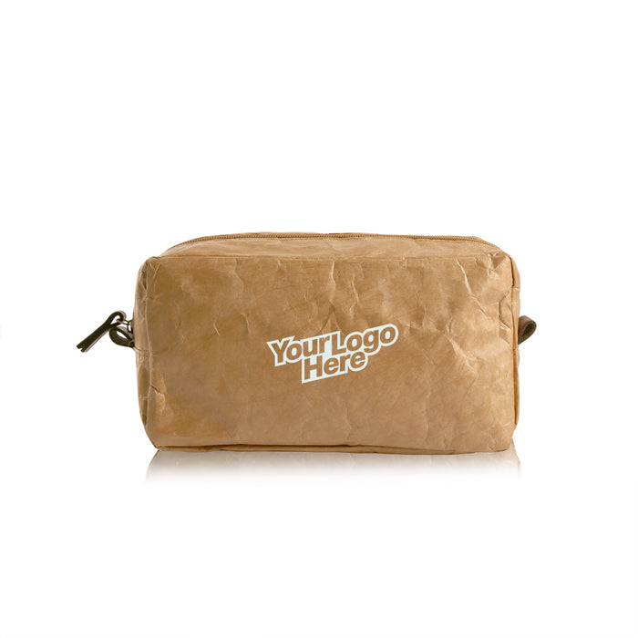 Vibrant Small Pouch (Brown)