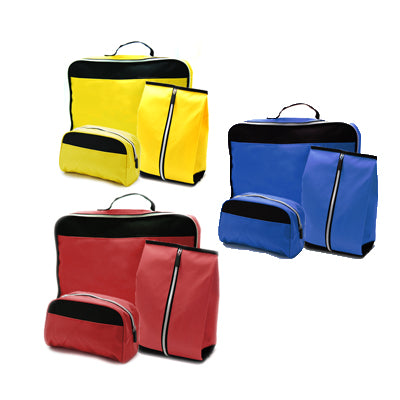 Jaydax 3 in 1 Travel Organizer Set