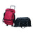 Aries Travel Trolley Bag (Red)