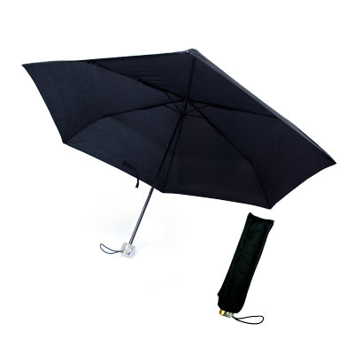 Lexiex Foldable Umbrella (Black)