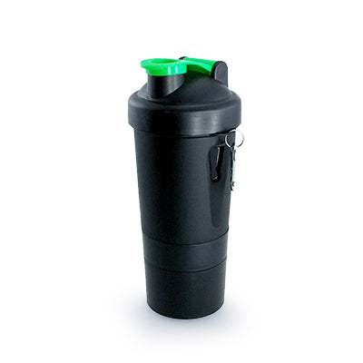 Runcore PP Tumbler (Black With Green)