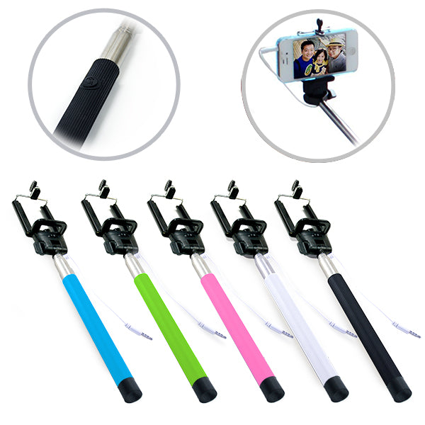 Selfie Stick With Wired