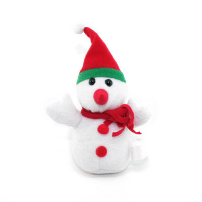 Snow Man with Scarf (12cm)