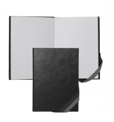 A6 Stylish Notebook (Black)