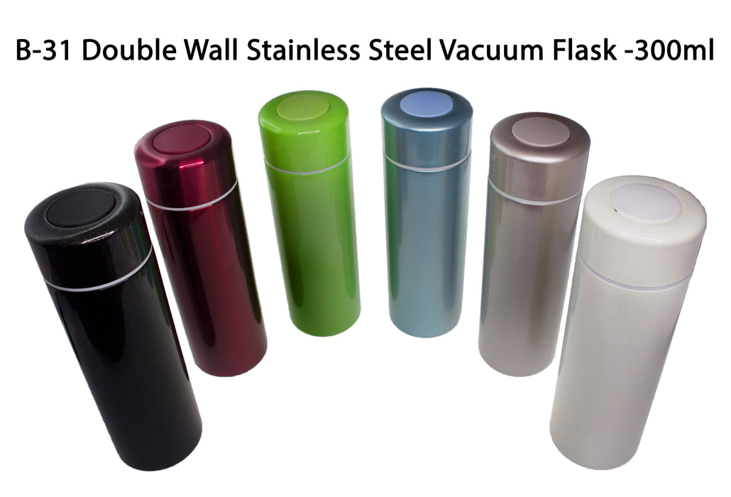 Double Wall Stainless Steel Flask