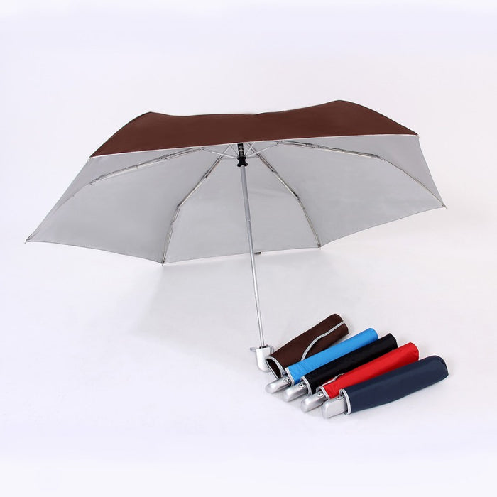 Auto Open & Close Three Fold Umbrella