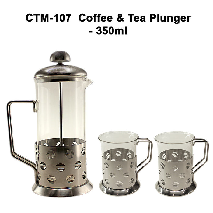 Coffee & Tea Plunger