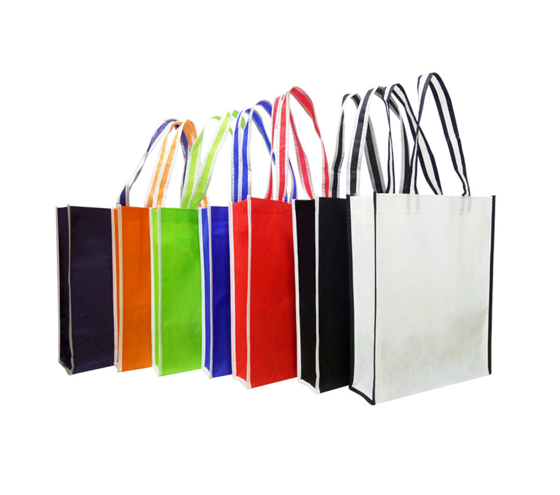 80gsm A4 Non-Woven Bag with trimmings