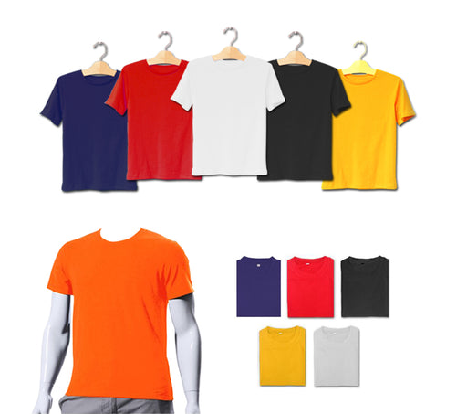 170gsm Mesh-Knit Dri-Fit Round Neck Tee