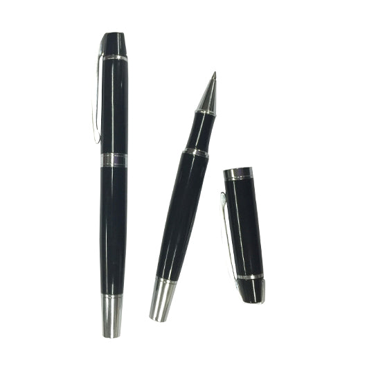 Roller Ball Pen with Black Ink