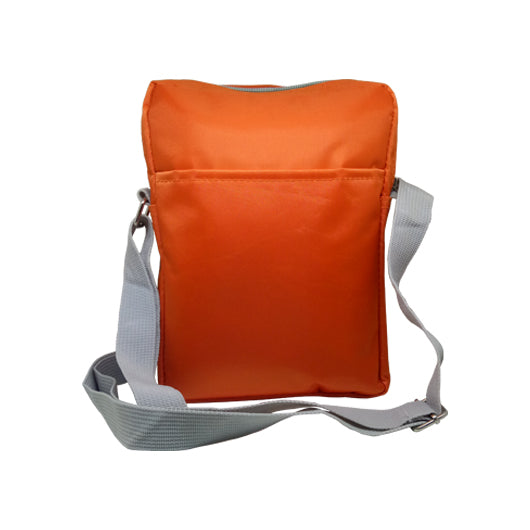Micro Fibre Sling Travel Pouch with 2 compartments