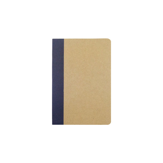 A6 Eco friendly notebook with 80 sheets blank pages