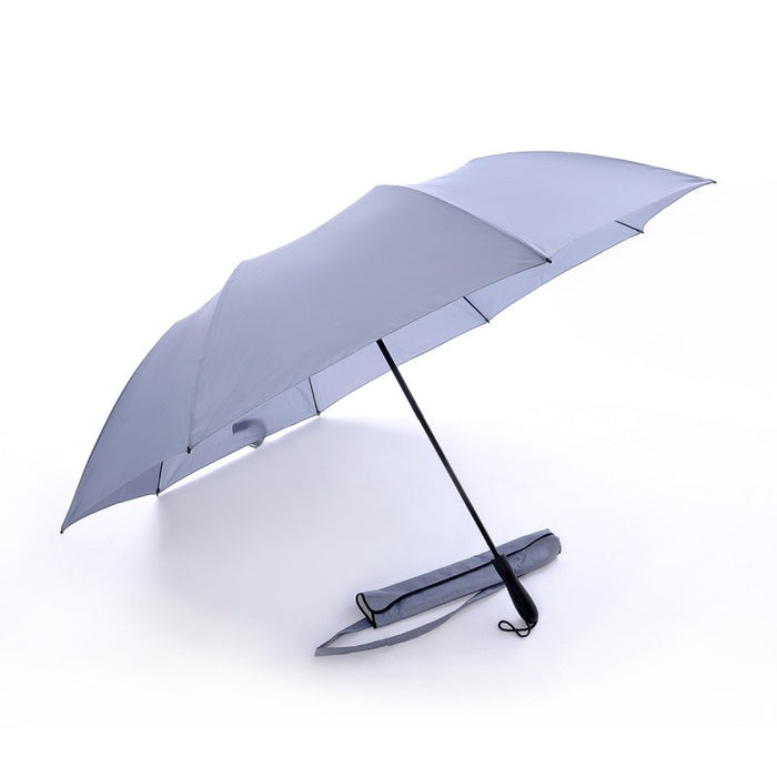 Big Foldable Umbrella with Sling Pouch