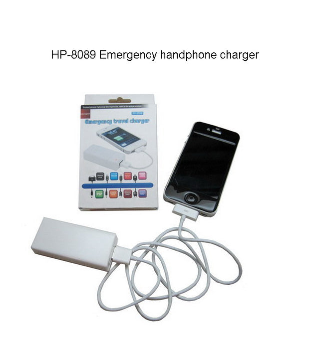 Emergency Handphone Charger