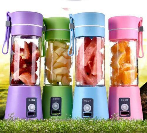 USB Rechargeable Portable Mini Blender