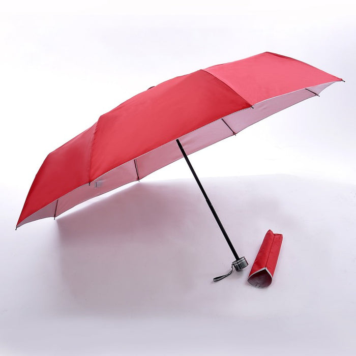 Three Fold UV Coated Umbrella 1