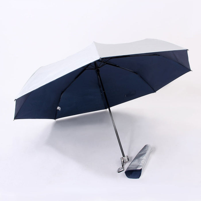 Three Fold UV Coated Umbrella 2