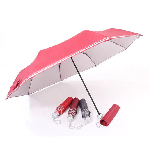 Three Fold UV Umbrella