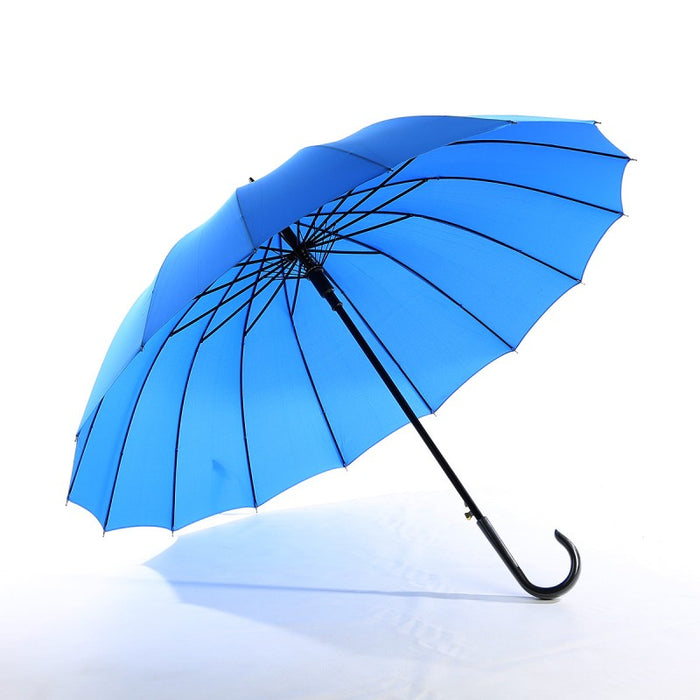 16 Panels Retro Umbrella