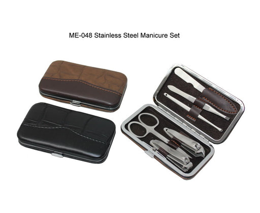 Stainless Steel Manicure Set