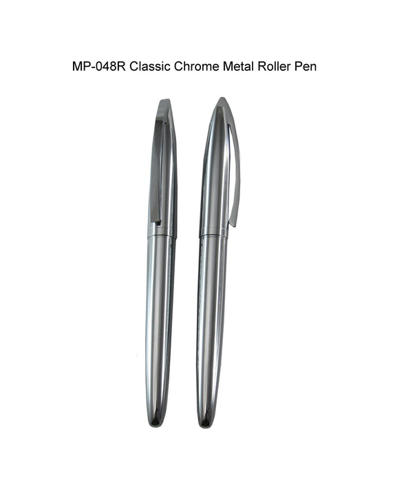 Classic Chrome Metal Roller Pen