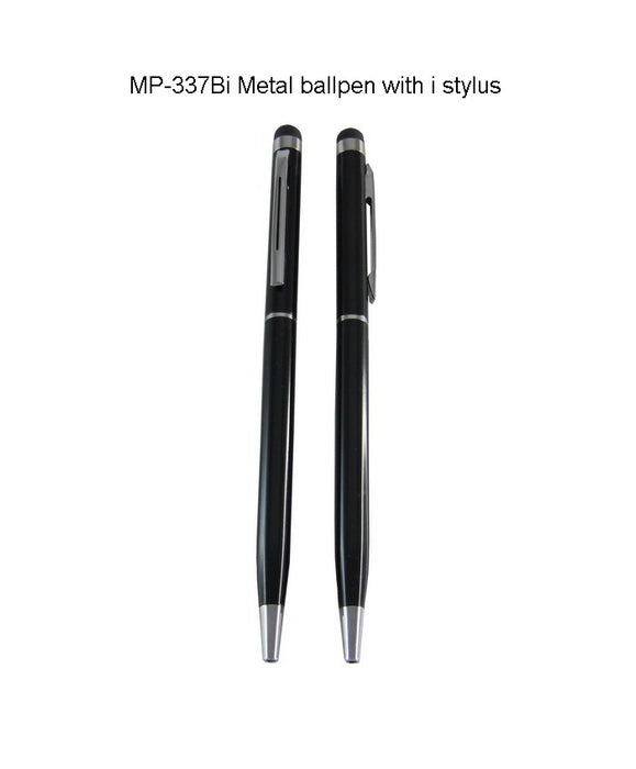 Metal Ballpen with i-stylus 2